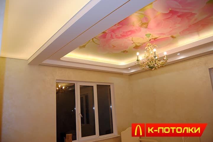 Особенности крепежных систем потолка