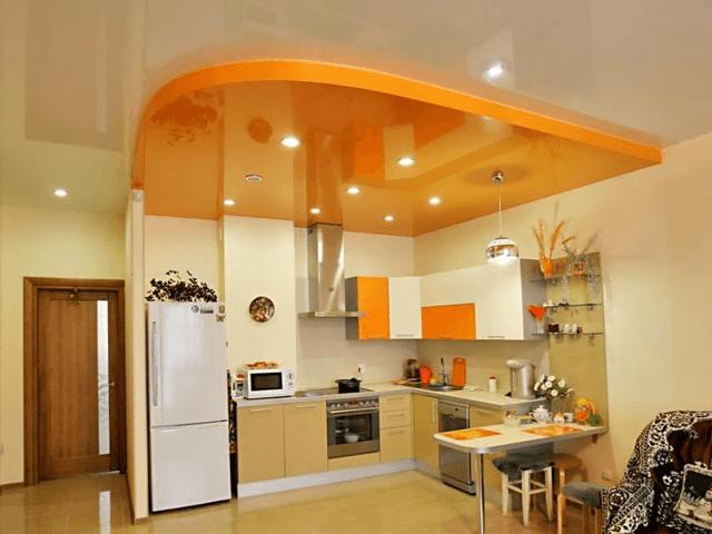 натяжной потолок индивидуальный дизайн