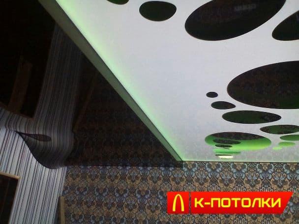 Дизайн потолков с перфорацией